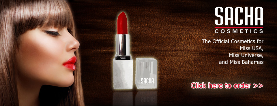 Lipstick by Sacha Cosmetics